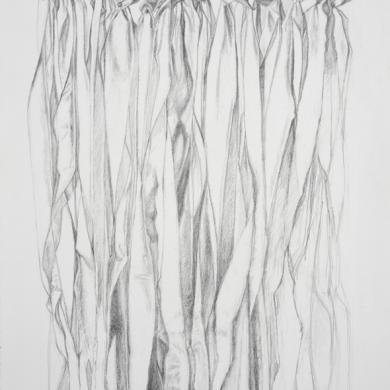 Unfolding #4, 2013, 22 in x 30 in