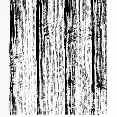 Line studies series II, #3 ink on paper, 11.5 in x 15 in